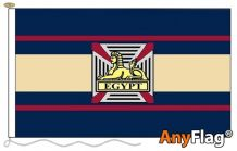 ROYAL GLOUCESTERSHIRE BERKSHIRE AND WILTSHIRE REG  ANYFLAG RANGE - VARIOUS SIZES